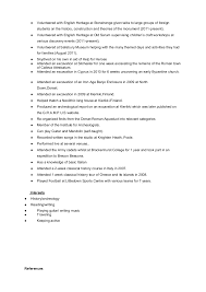 Best Things To Say On A Resume Resume For Study