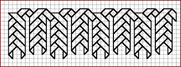 Braid Patterns Cool Blackwork Embroidery Archives