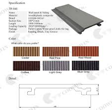exterior wall finishing materials. wood plastic exterior wall finishing material materials