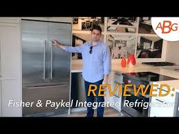 fisher and paykel refrigerator reviews. Exellent Paykel Fisher Paykel Integrated Refrigerator Review  36 In And Reviews