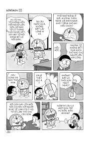 Tập 1 - Chương 10: Thỏi son ngọt ngào - Doremon - Nobita