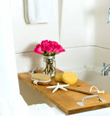 bath caddy diy wood 12 of 12