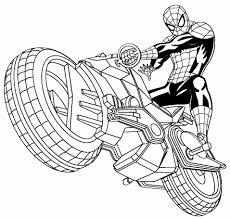 Disegni Spiderman Da Colorare 76 Di Spider Man 1 2 3 E 4