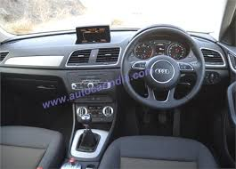 new car launches in july 2013Audi India plans locally built Q3 SUV New S6 launch on 2nd July 2013