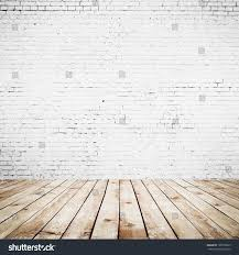 white wood floor background. Wood Floor And Wall Background Fresh In Wonderful Stock Photo Room Interior Vintage With White Brick 128738507 L