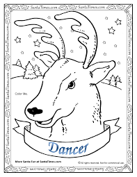 Small Picture Dancer the Reindeer