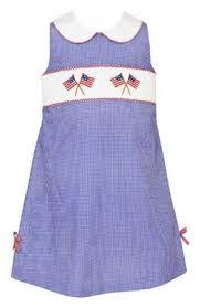 Anavini Velani Girls Blue Check Sleeveless Dress With Bows