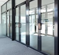 glass fire doors screens flexible safe and attractive