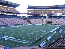Aloha Stadium Seating Chart Concert Aloha Stadium Orange Ee Rateyourseats Com