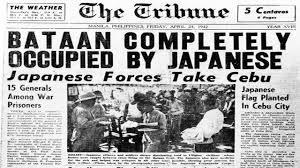 「The Battle of Bataan/Bataan Death March」の画像検索結果