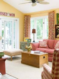See what red living room colors would look best in your home and find the perfect paint to match. Design Ideas For A Red Living Room Better Homes Gardens