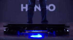 Real Working Hoverboard Kickstart This Real Life Hoverboard That Actually Works