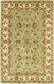 cream and green area rugs rugs bliss hand made woolen area rug green fl sage green and cream rugs