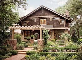 Unique Bungalow House Plans and Craftsman Cottage House Plans