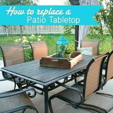 coffee table glass replacement coffee table replacement glass coffee table makeover an outdoor table and refresh