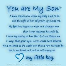To My Son Quotes Stunning Happy Birthday To Our Son Aiden ♡ Pinterest Son Quotes Sons