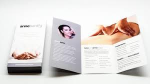 tri fold brochures folded brochures