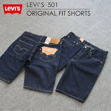 Nwt New Mens Levis 501 Denim Original Fit Shorts