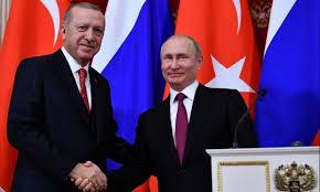 Putin und Erdogan wollen in Syrien enger zusammenarbeiten