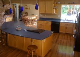 Granite Kitchen Tops Colours Blue Kitchen Countertops Ideas Quicuacom