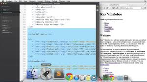 Creating a Multi Page HTML Document - YouTube