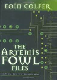 the artemis fowl files this book