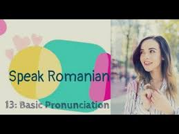 Ipa is a phonetic notation system that uses a set of symbols to represent each distinct sound that exists in human spoken language. Speak Romanian 13 Pronunciation Part 1 ă A ș ț Youtube