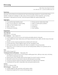 Resume Highlights Examples Writing Good Software Engineering Research Papers School Of Free 37