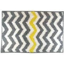 yellow bath mat black and gray bathroom rugs mainstays chevron bath rug yellow red black and