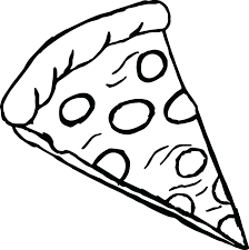 cheese pizza coloring page. Unique Page Cheese Coloring Pages Pizza Image High  Def Preschool Slice Page Intended Cheese Pizza Coloring Page