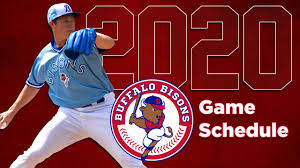 Buffalo Bisons Field Seating Chart Bisons Announce 2020 Playing Schedule Buffalo Bisons News