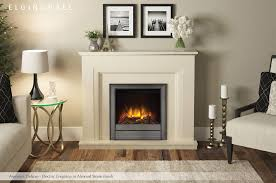 an elgin hall electric fireplace offers ultimate convenience they can be installed against any flat wall in any room adding one of our stunning