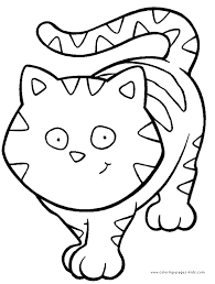 Small Picture cat color pages printable free printable Cats coloring pages and