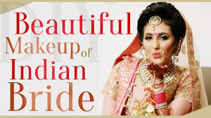 makeup tutorial for indian brides best bridal makeup tutorial for indian weddings indian makeup you