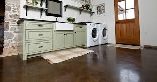 colored concrete floors. Benefits Of REFINE Stained Concrete Floors Colored B