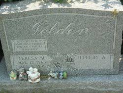 Teresa M. Rhodes Golden (1965-1999) - Find A Grave Memorial