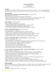 Resume For Admin Assistant Position Free Download Political Science