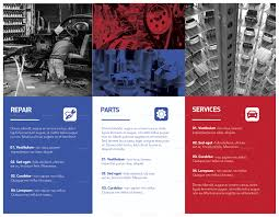 Tri Fold Samples Engineering College Brochure Templates Civil Free Download