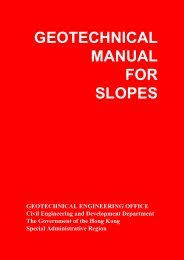 Geotechnical Policies And Procedures Manual Nevada