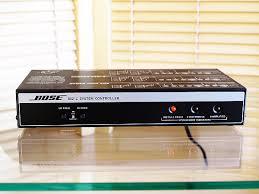 bose 802 controller. bose 802-c system controller 802 e