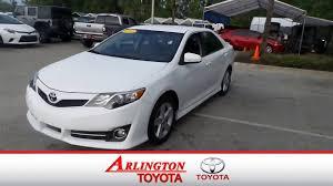 USED 2012 TOYOTA CAMRY SE for sale at Arlington Toyota Jax USED ...