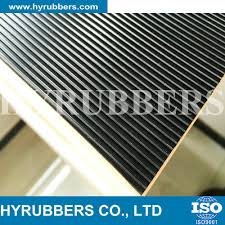 images of corrugated composite rib rubber runner mats