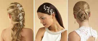 Svatební účes Polorozpuštěné Vlasy