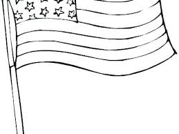 Coloring Pages American Flag Coloring Page Online Color S Crayola