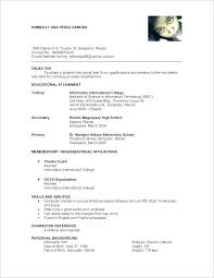 Write References Resume Reference In Format Sample Example Of For