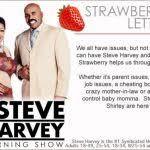 steve harvey morning show eugenes tip youtube regarding steve harvey strawberry letter 150x150