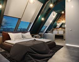 contemporary attic bedroom ideas displaying cool. Like Architecture \u0026 Interior Design? Follow Us.. Contemporary Attic Bedroom Ideas Displaying Cool T