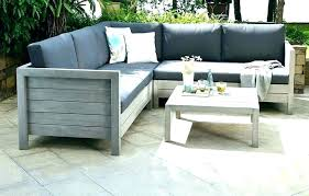 wonderful l shaped outdoor couch outdoor sectional sofa set fresh sectional outdoor furniture cover for l
