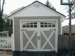 garage door for shedGarage door install  Traditional  Shed  San Francisco  by Dave