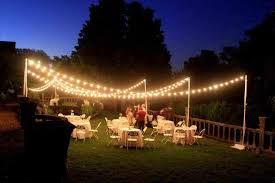 wedding lighting diy. Full Size Of Wedding:backyard Lights Inspirational Diy Outdoor Wedding Lighting Home Ideas How To G